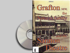 DVD cover Grafton
