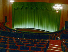 Mayfair Theatre interior